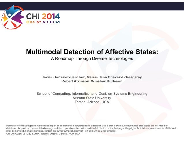 201404 Multimodal Detection of Affective States: A Roadmap Through Diverse Technologies