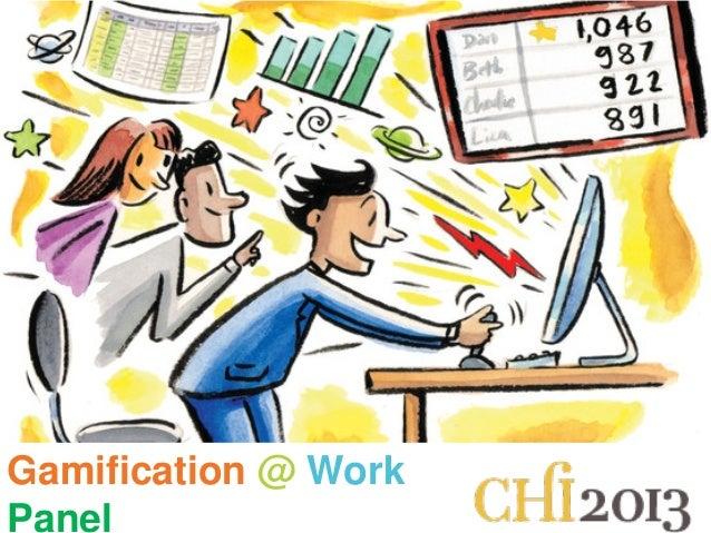Gamification @ WorkPanel