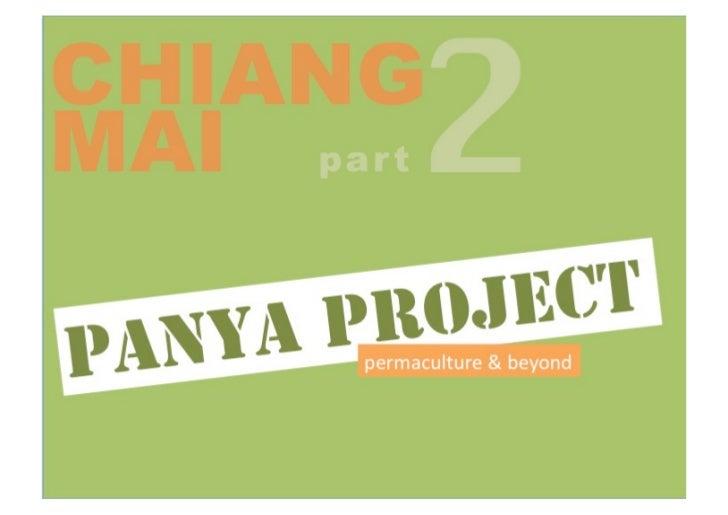 Visit to Panya