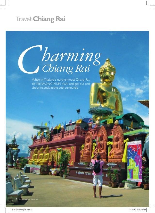 Travel: Chiang Rai        C                                    harming                                             Chiang ...