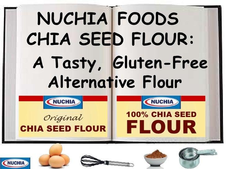 Low-Fat: Gluten Free Flour