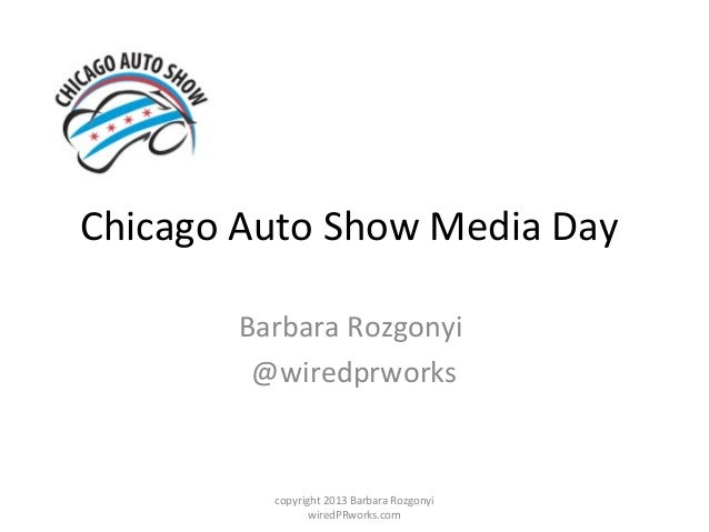 Chicago auto-show-2013-media-day