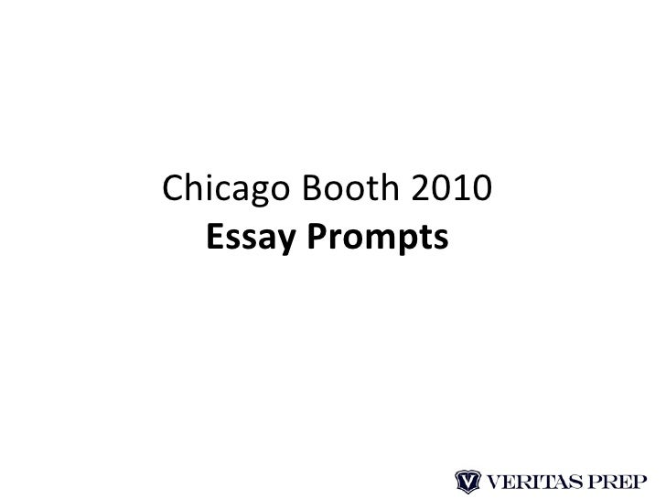Booth mba admissions essays