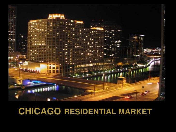 Chicago Residential Real Estate Market