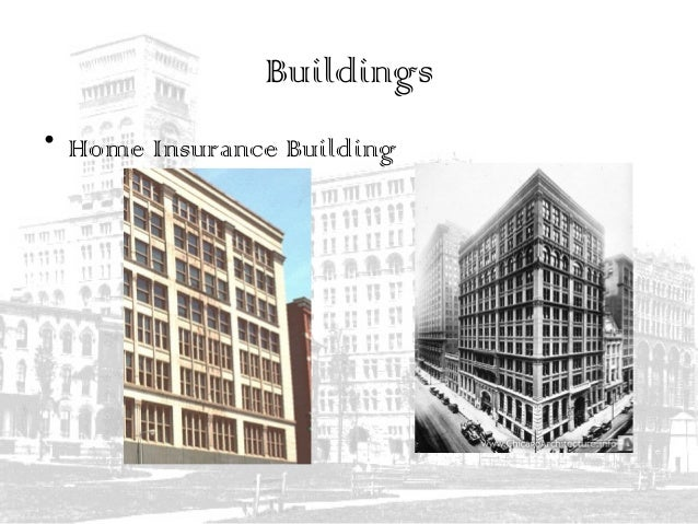 Chicago school new for Homeowners insurance for new construction