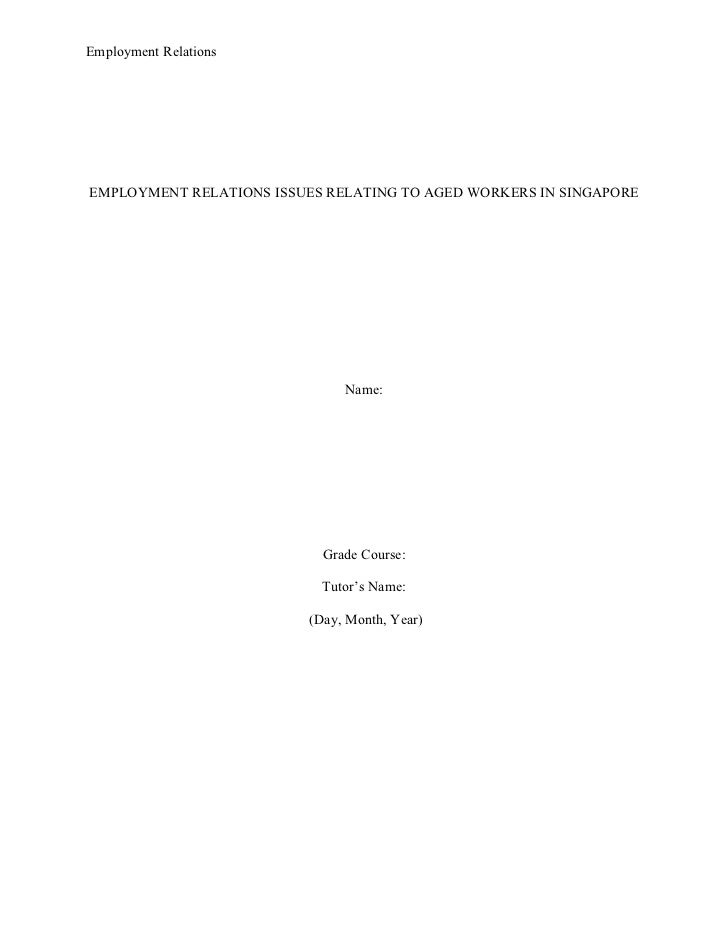 globalisation and employment relations essay Prologue: contextualising the impact of globalisation   employment relations in the indian pharmaceutical industry in the context of the  contemporary  relationships both positive as well as negative are being  discussed.
