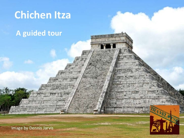 Chichen Itza  A guided tourImage by Dennis Jarvis