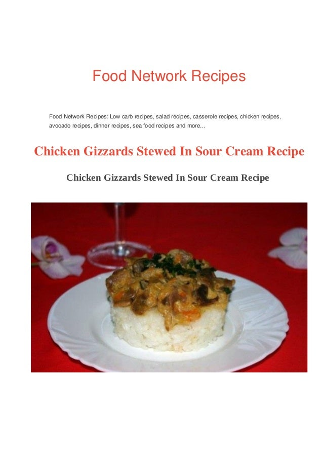 Chicken And Rice Recipe Food Network Recipes