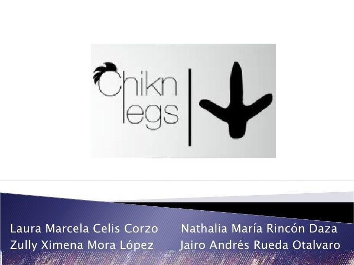 Laura Marcela Celis Corzo  Nathalia María Rincón Daza Zully Ximena Mora López  Jairo Andrés Rueda Otalvaro