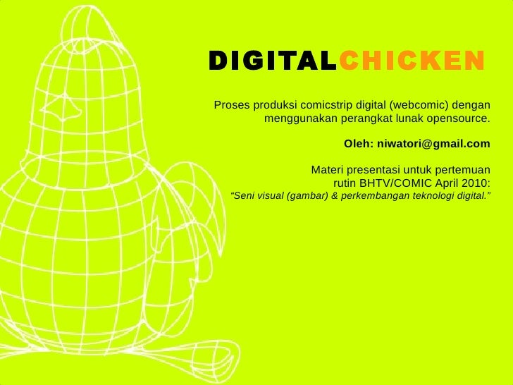 Digital Chicken