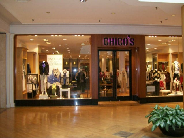 Store Remodels for Chico's