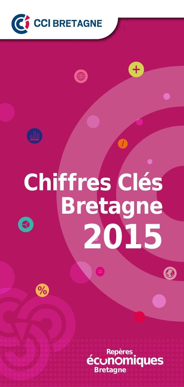 Chiffres Clés Bretagne 2015 Bretagne