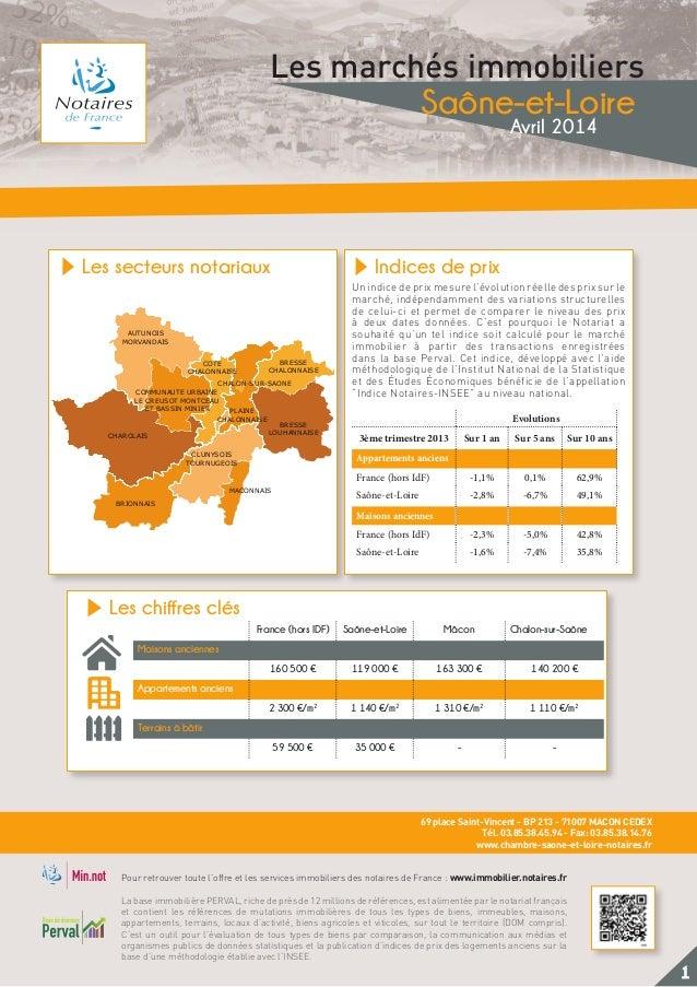 1 Pour retrouver toute l'offre et les services immobiliers des notaires de France : www.immobilier.notaires.fr La base imm...