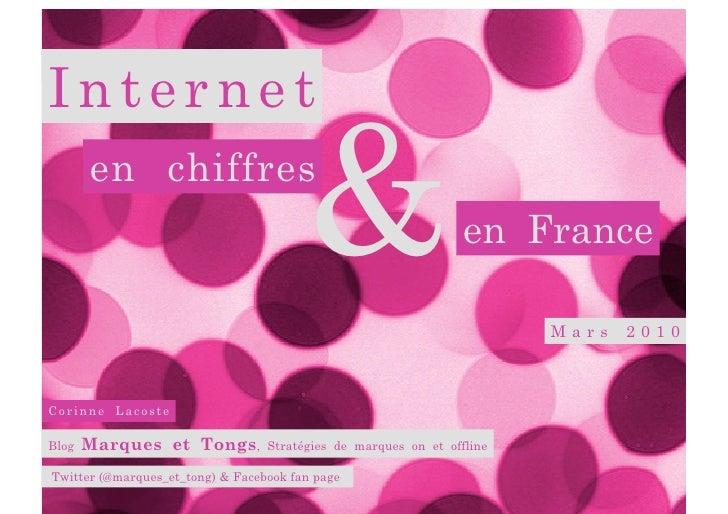 Internet        en chiffres                                         &                        en France                    ...
