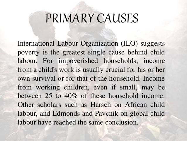 Child labour essay