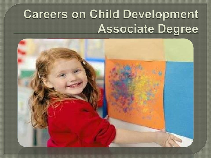 Child Development majors that get jobs