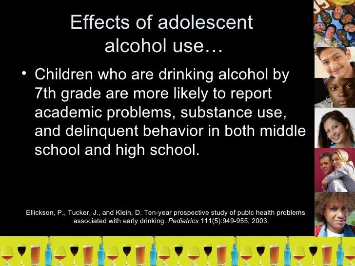 adolescent substance use trends essay January 3, 2013 the nsduh report: trends in adolescent substance use and perception of risk from substance use 2 figure 1 trends in perception of great risk from having five or more drinks.