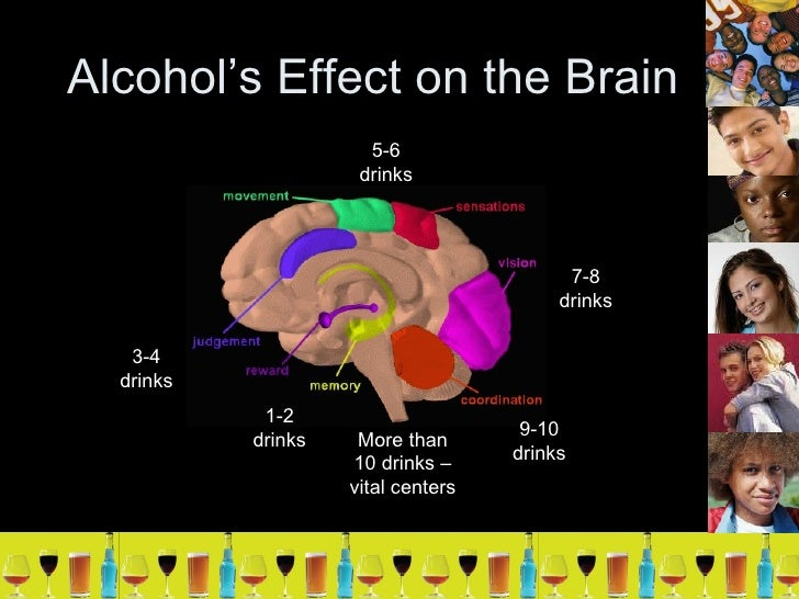 effects of alcohol on the brain research paper Alcohol and the brain essaysas alcohol is introduced into the body it starts its effects the alcohol is mixed in with our blood, hereby, flowing to every part of our.