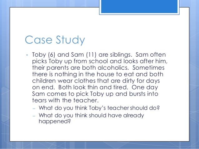 Select Illustrative Case Studies - Center for Advanced Studies in