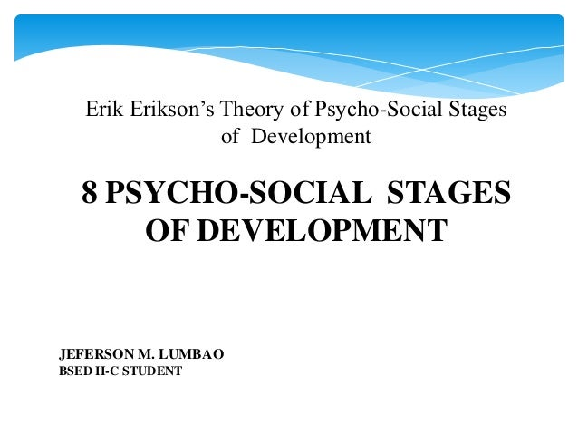 8 stages of social development Stage one stage three stage four (fidelity) trust vs mistrust industry vs inferiority stage five erik erikson intimacy vs isolation stage six eight stages of psychosocial development.