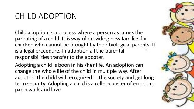 the long term process of adoption What are the advantages and disadvantages going through the process of adoption is tedious and alot of work does it matter if you can purse long-term.