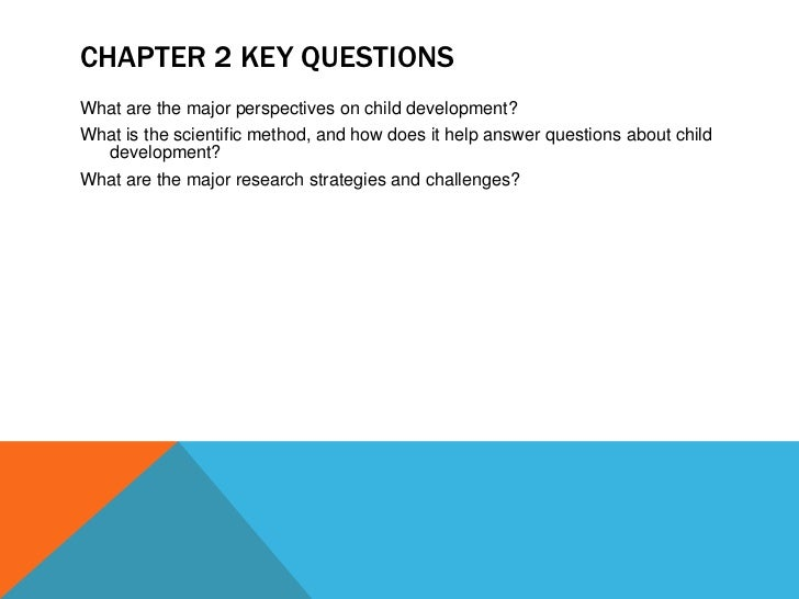 Child development, chapter 2, Caprice Paduano