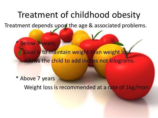 Childhood obesity essay
