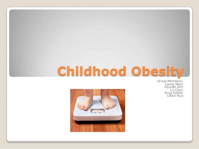 Research Paper On Childhood Obesity