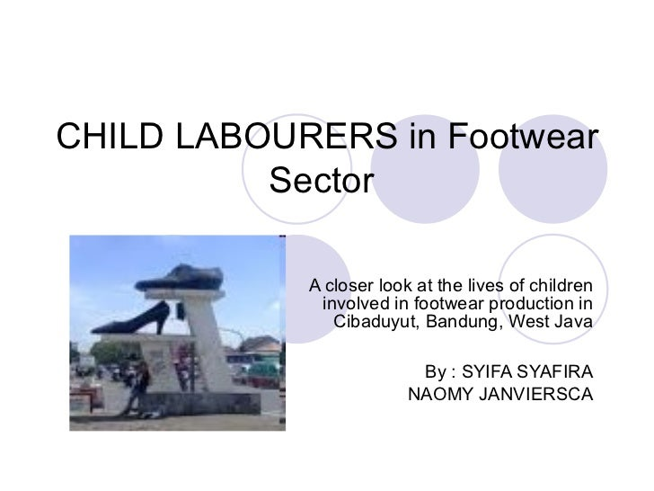 Child labourers by syifa naomy revisi march 2011
