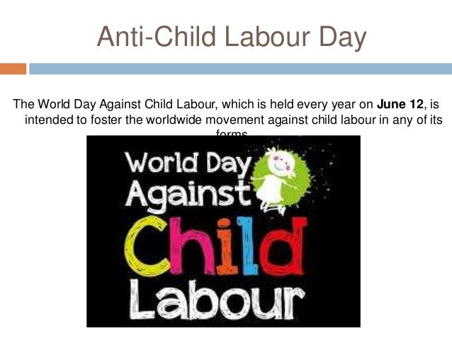 anti child benefits essay Child policy essay sample drugs, anti-crime child benefits if their children do not attend school considering that the state has.