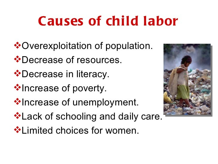 Child labor in india