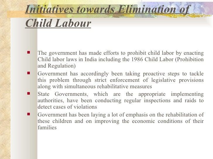 children labour essay