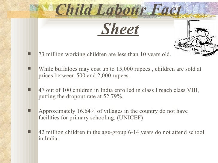 essay on child labour in india in simple english