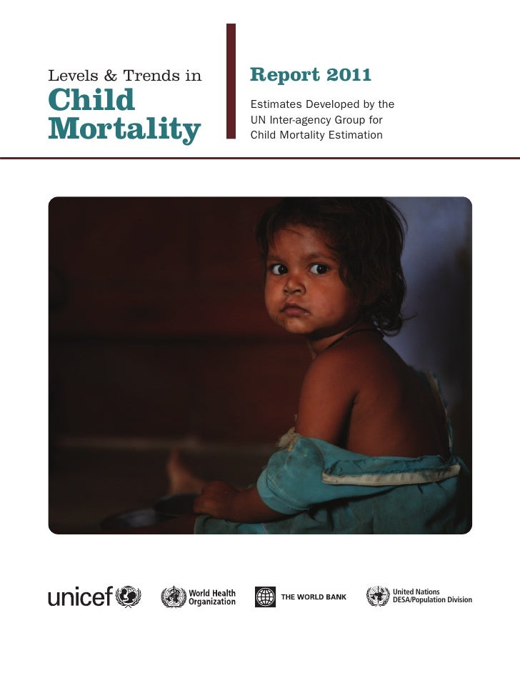 Levels & Trends in Child Mortality