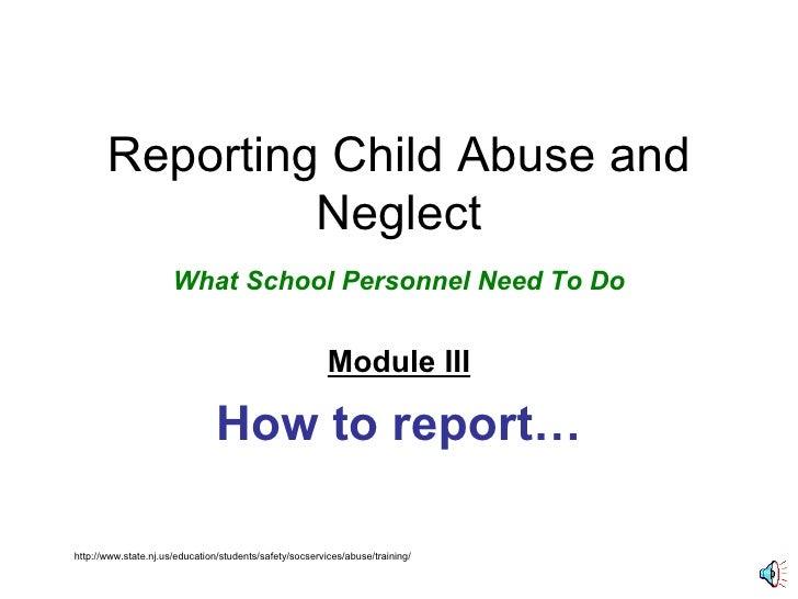 Child neglect 3