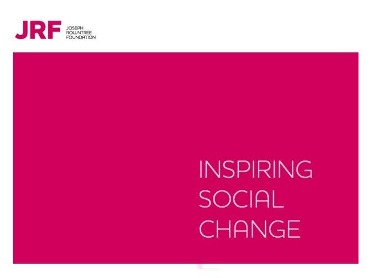 INSPIRING SOCIAL CHANGE