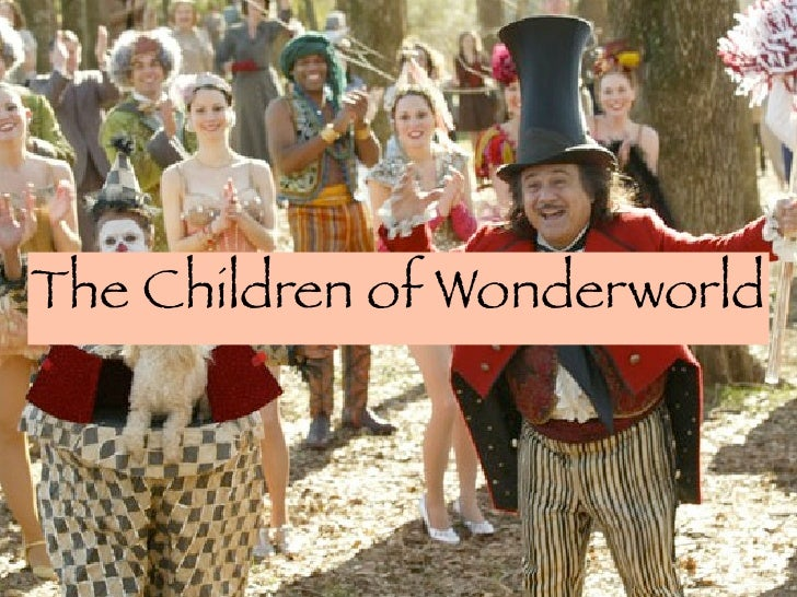 The Children of Wonderworld