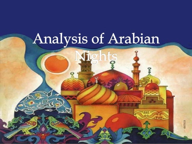 Arabian Night Main Story + 3 short story