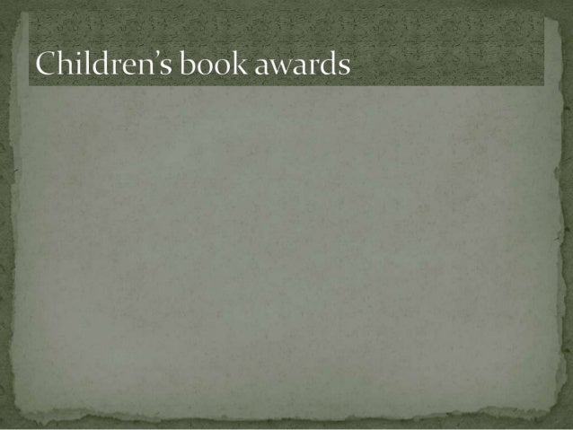 There are several childrens book awards that are held around the country here are a few