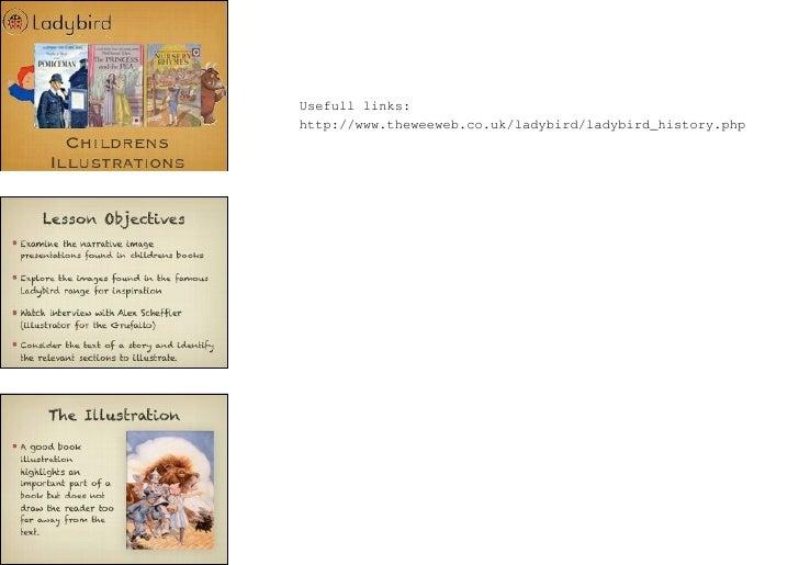 Usefull links:http://www.theweeweb.co.uk/ladybird/ladybird_history.php