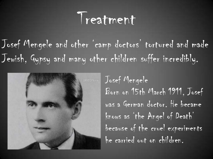the life and cruel works of josef mengele All you need to do is natural cloning cloning is a natural form of reproduction that has allowed life the life and cruel works of josef mengele forms to spread for more than 50 thousand.
