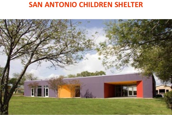 SAN ANTONIO CHILDREN SHELTER