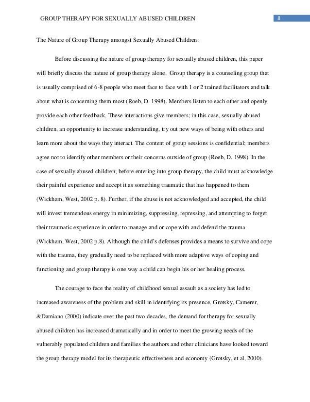 term paper on child abuse and neglect View this term paper on child abuse and neglect resources the placement agency that i am personally affiliated with is operation safehouse which is a transitional.