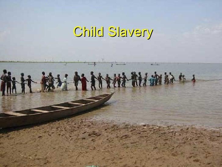 Child Slavery, Social Studies