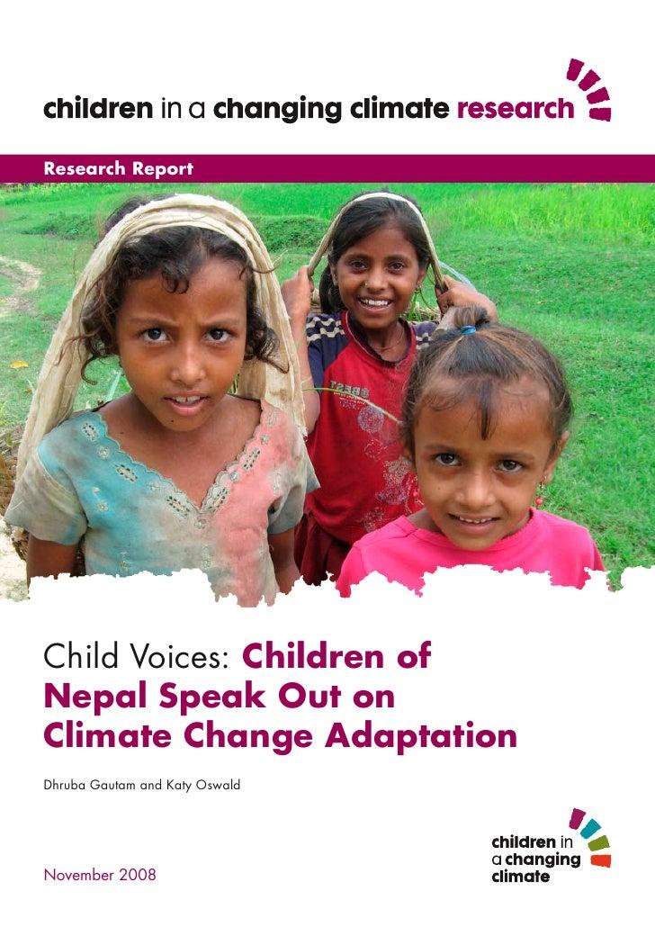 Child voices (finalreport)