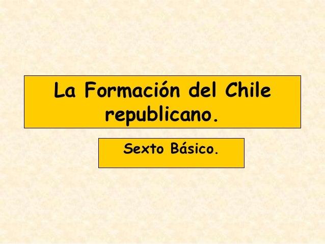 Chile.s xix