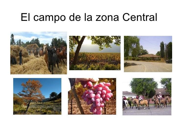 Chile Zona Central