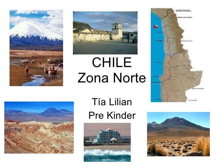 Decoracion Zona Norte De Chile ~ CHILE Zona Norte T?a Lilian Pre Kinder