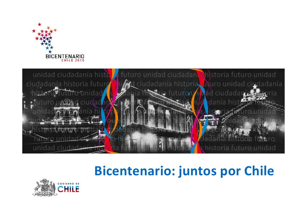 Chile al bicentenario