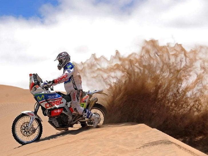 Chile Argentina, Dakar 2010